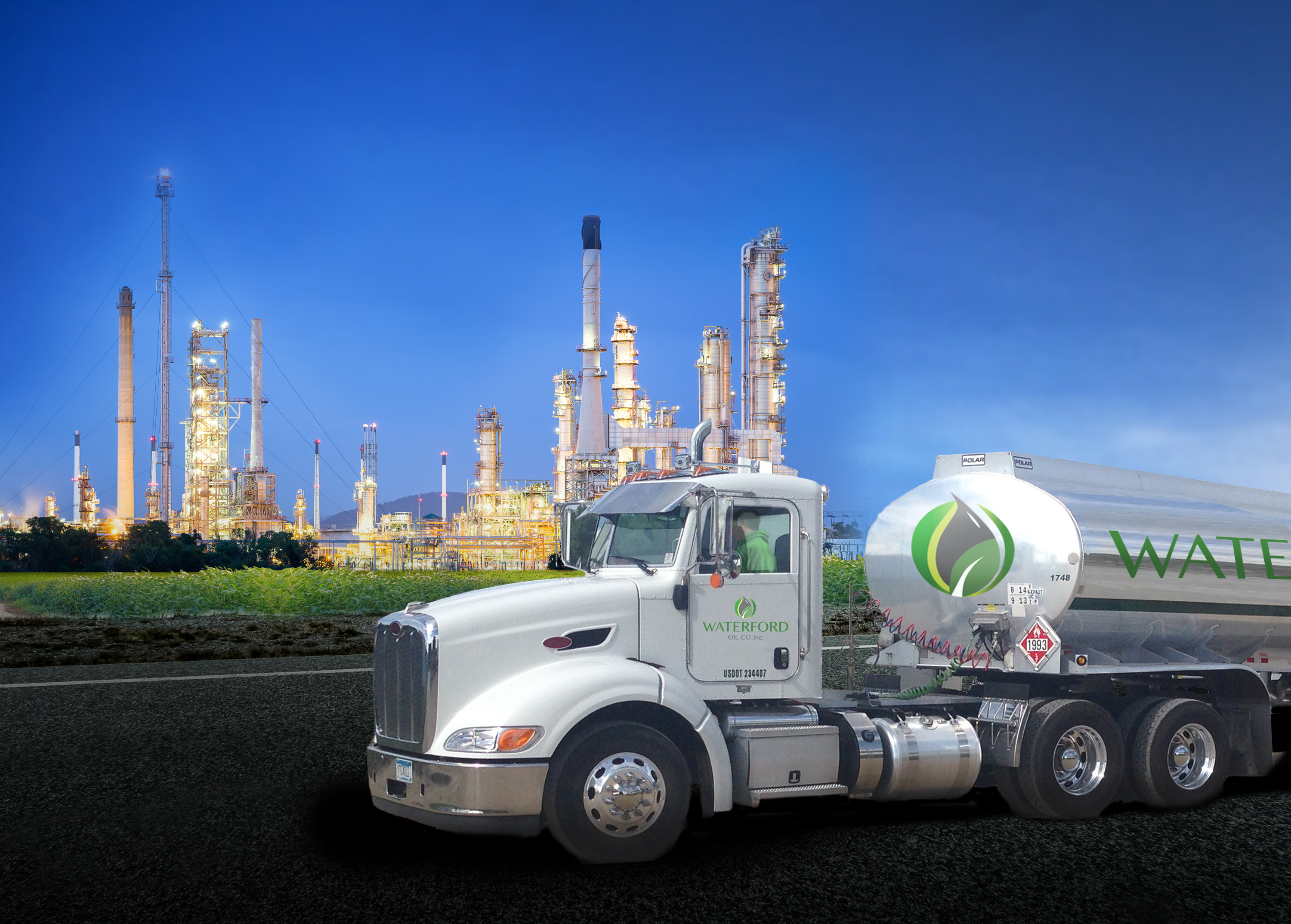 Gasoline diesel fuel delivery services