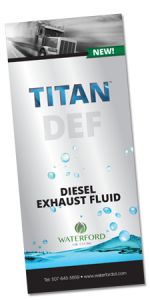 Titan diesel exhaust fluid brochure