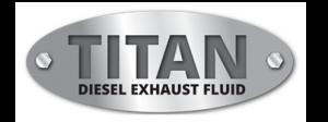 Titan diesel exhaust fluid logo
