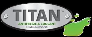 Titan antifreeze coolant