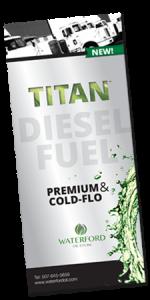 Titan diesel fuel brochure