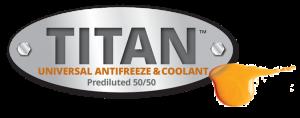 Titan universal antifreeze coolant